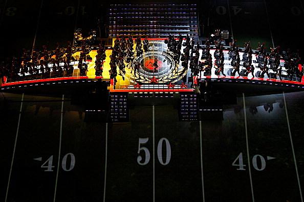 Bridgestone Super Bowl XLVI Halftime Show