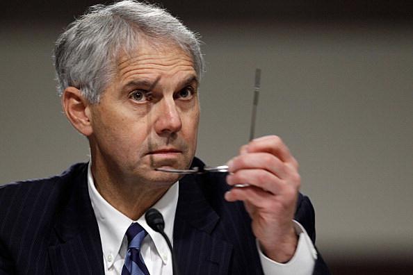 U.S. Secret Service Director Mark Sullivan