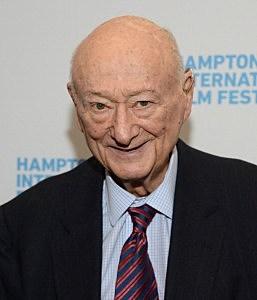 """Ed Koch attends the """"Koch"""" screening during the 20th Hamptons International Film Festival"""