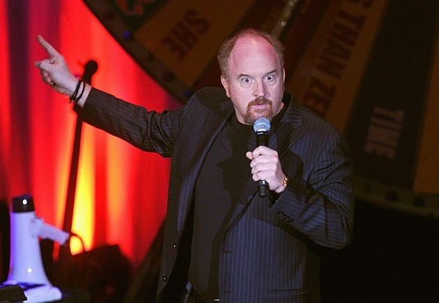 Louis C.K. isn't fond of pictures