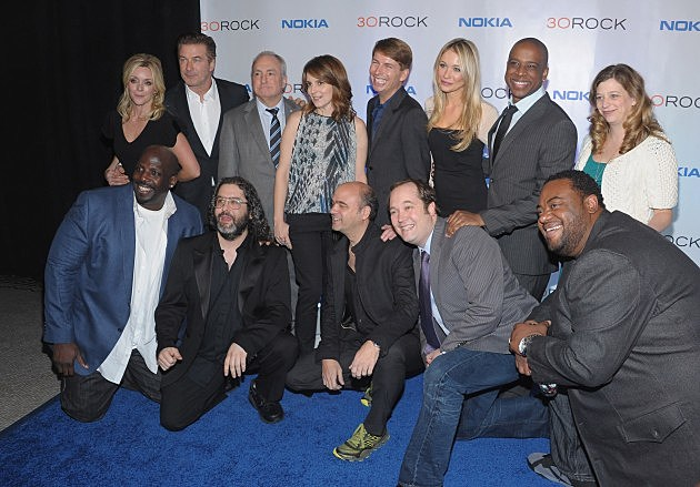 """30 Rock"" Series Finale Wrap Party"