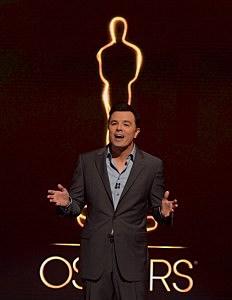 Seth MacFarlane announces the nominees