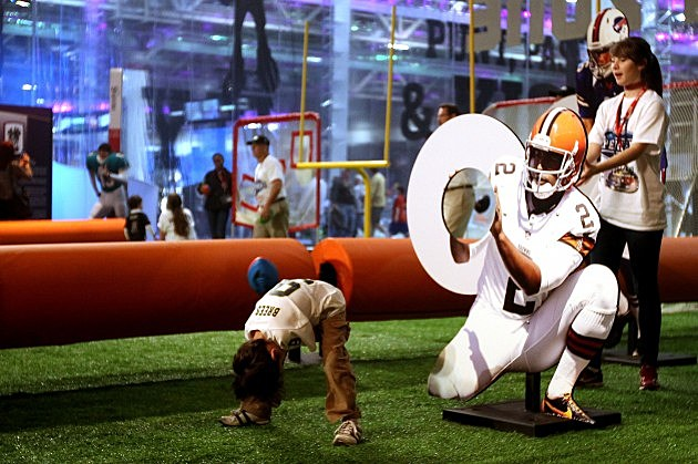 The NFL Experience Won't be in NY/NJ in 2014
