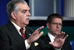 U.S. Secretary of Transportation Ray LaHood
