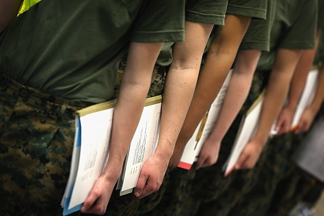 Should Illegal Immigrants be put into the Military?