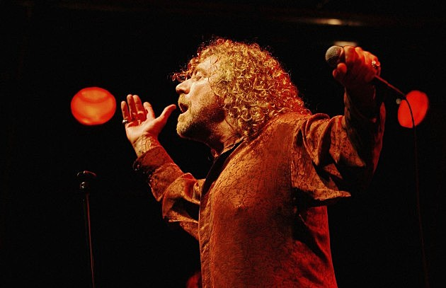 Robert Plant hints at a Led Zeppelin reunion