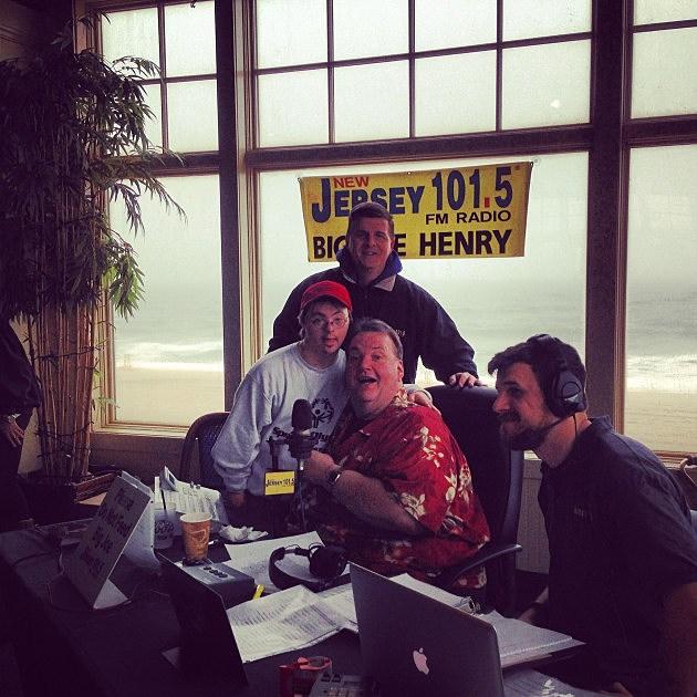 2013 Polar Bear Plunge with Big Joe Henry