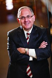 Dr. Eugene Cornacchia, President of St. Peter's University