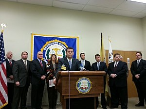 Monmouth County Acting Prosecutor Christopher Gramiccioni