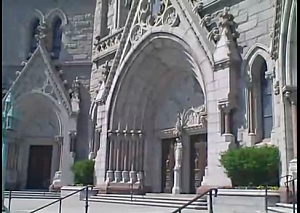 Cathedral Basilica of the Sacred Heart, Newark, NJ -Youtube