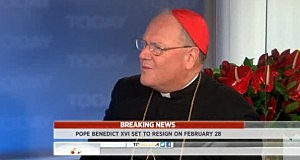 New York Cardinal Timothy Dolan