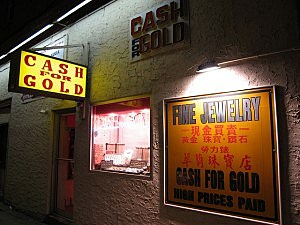 Cash for Gold in Atlantic City