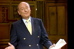 Ed Koch hosting Saturday Night Live