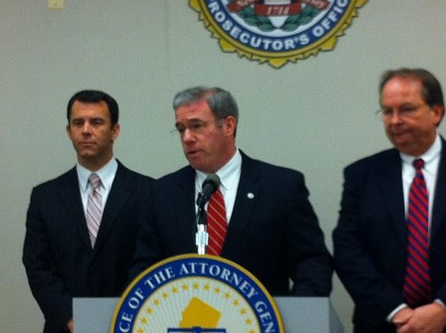 Gun Buyback Program Announcement for Monmouth County