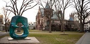 Campus of Princeton University