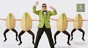 Psy pistachio commercial