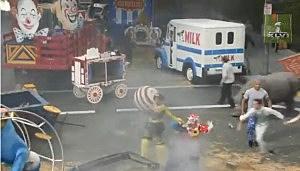 The Rock's milk commercial