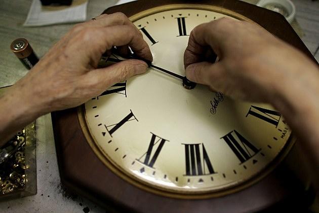Daylight Saving Time Ends on Sunday November 3rd