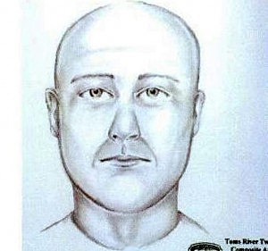 Police sketch of suspected Beachwood child abductor