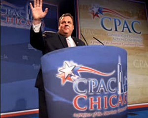 Governor Christie addresses CPAC in 2012
