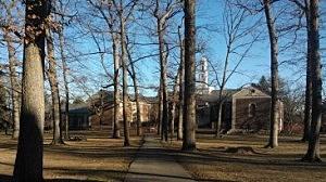 Campus of Drew University