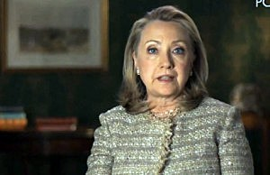 Hillary Clinton video in support of gay marriage