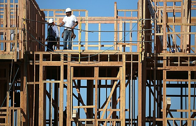 Construction Of New Homes Falls To 8.5 Percent In January