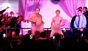 Screenshot of The Tonight Show sketch about Governor Christie and Prince Harry