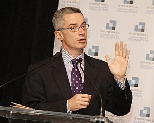 Former New Jersey Governor James McGreevey (Stephen Lovekin/Getty Images for Stonewall Community Foundation)