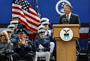 Michael Donley, Secretary of the U.S. Air Force