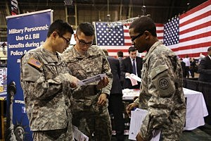 Job Fair for Veterans
