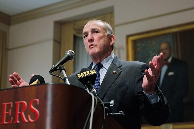 Should Rutgers Coaches Campaign Against Bullies?
