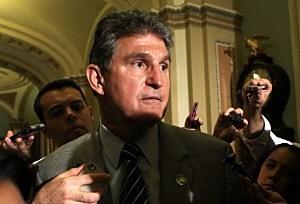 Senator Joe Manchin (D-WV)