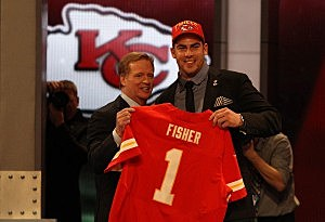 2013 NFL Draft - Eric Fisher