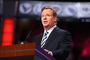 2013 NFL Draft - Roger Goodell