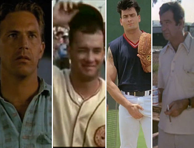 Top 9 Baseball Movies