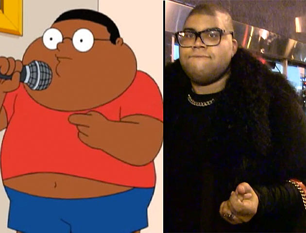Cleveland Brown and EJ III