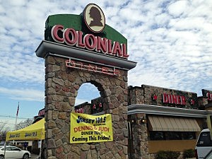Colonial Diner in East Brunswick
