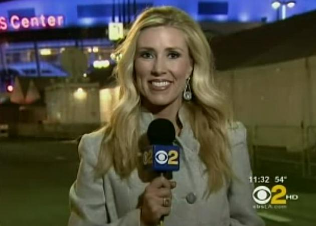 CBS News Reporter Serene Branson