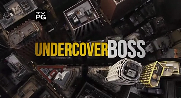 CBS' Undercover Boss comes to NJ