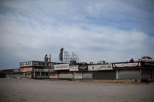 New Jersey Shore Still Heavily Damaged Months After Hurricane Sandy