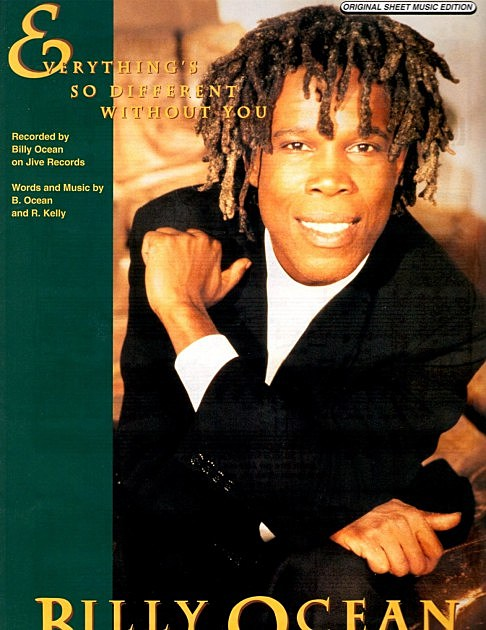 billy ocean sheet music