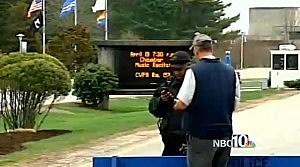 Evacuation at Dartmouth University