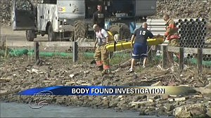 Police investigate body discovered in Edgewater