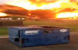 Texas fertilizer factory explosion caught on amateur video