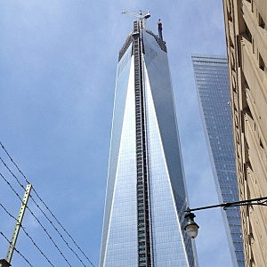 Freedom Tower at One World Trade Center
