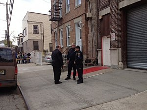 Wst New York, NJ home of Ailina Tsarnaev, sister of Boston Marathon suspects