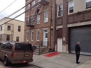 West New York apartment of Ailina Tsaenaeva, sister of the Boston Marathon bombing suspects