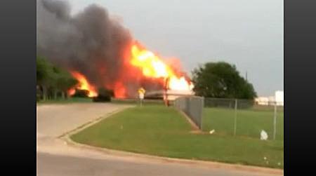West, Texas fertilizer fire