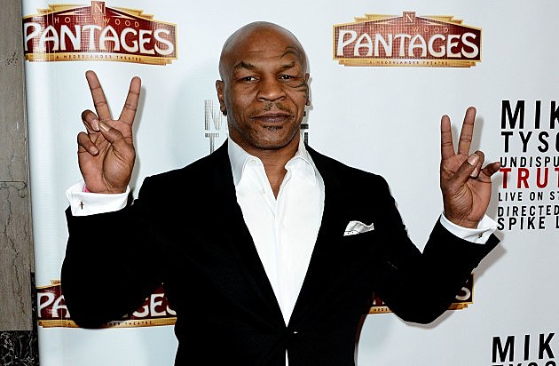 Mike Tyson will star in a new cartoon on Adult Swim